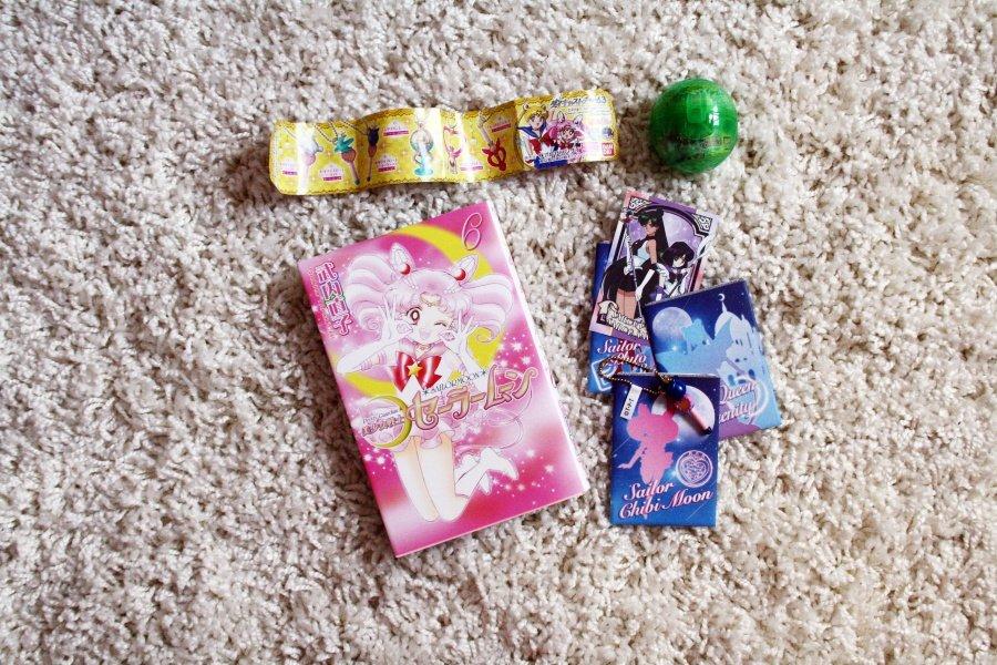 Sailor Moon Merch