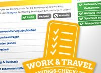 Work & Travel Japan Checklisten & Tipps