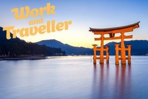Japan Starterpaket | Work & Travel Programm für Japan